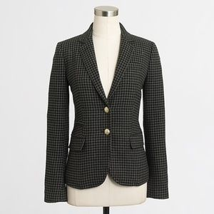 NWOT! JCrew Factory elbow-patch Keating boy blazer
